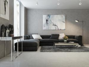 LED-Strahler-Lux-Wohnzimmer